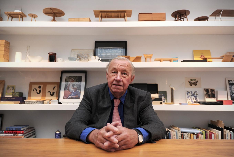 Visionary UK designer Terence Conran dies at 88