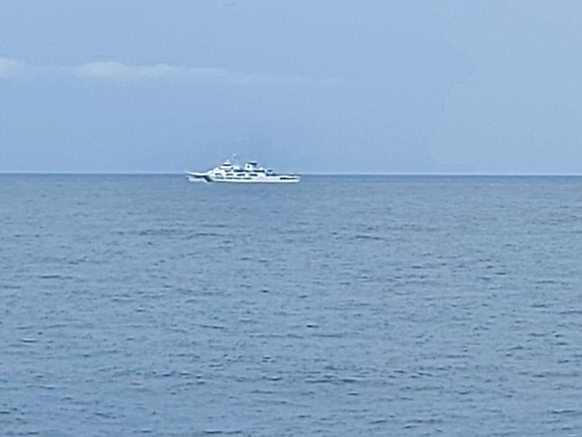 Bakamla drives Chinese coast guard vessel off North Natuna waters