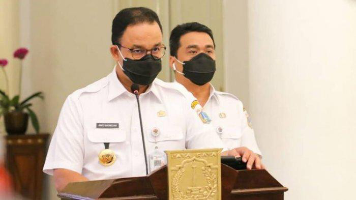 Jakarta will resume full PSBB on Monday, Anies confirms