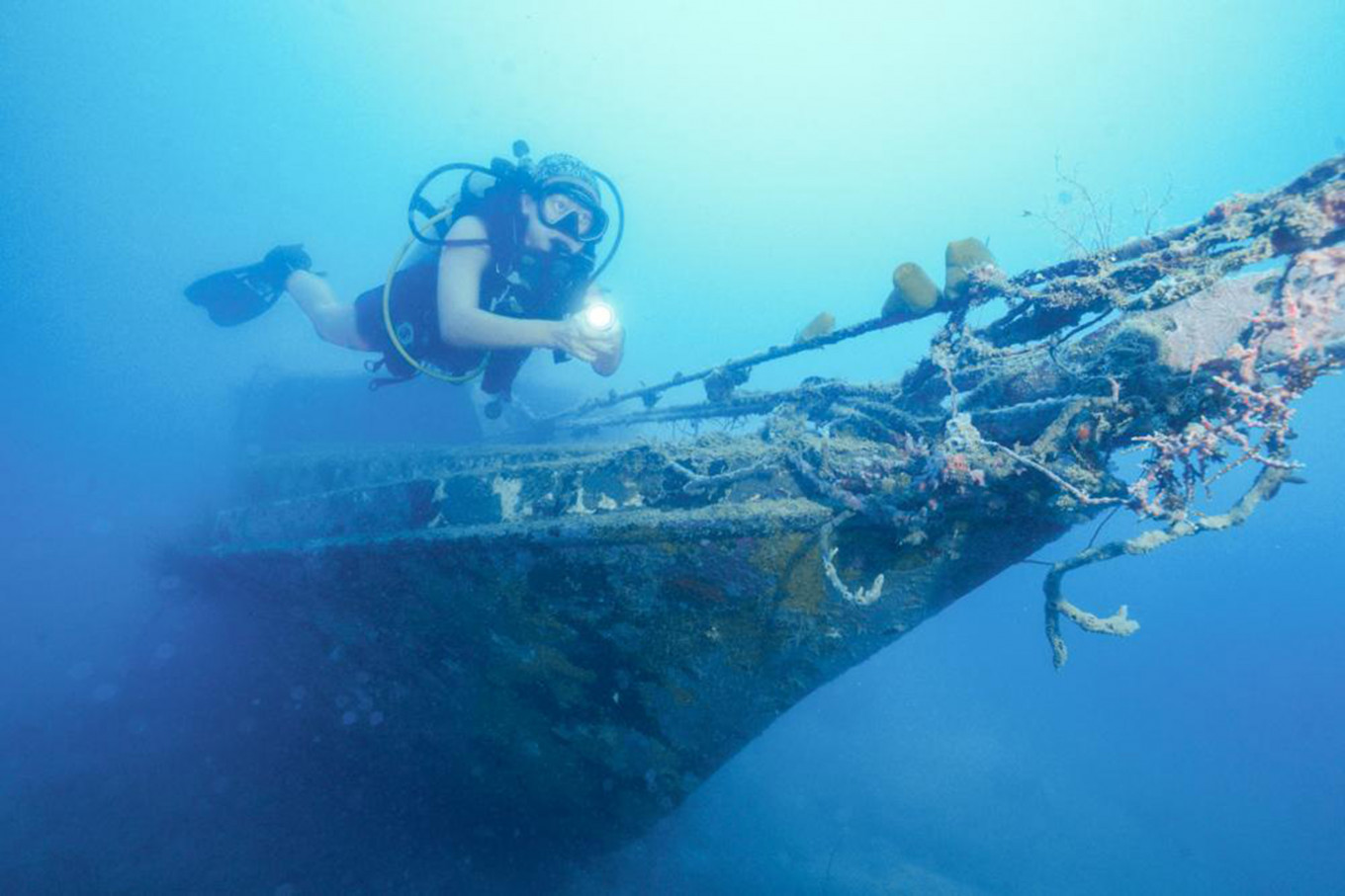 Diving safely amid the pandemic