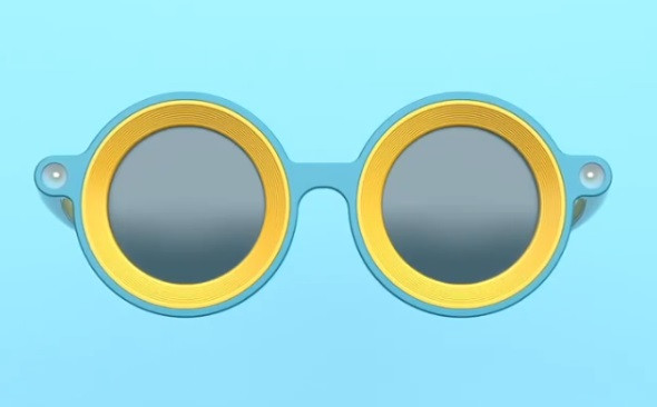 See life through Snapchat filters with these mind-boggling glasses