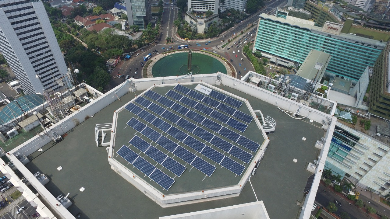 Solar start-up Xurya becomes first recipient of Southeast Asian green fund