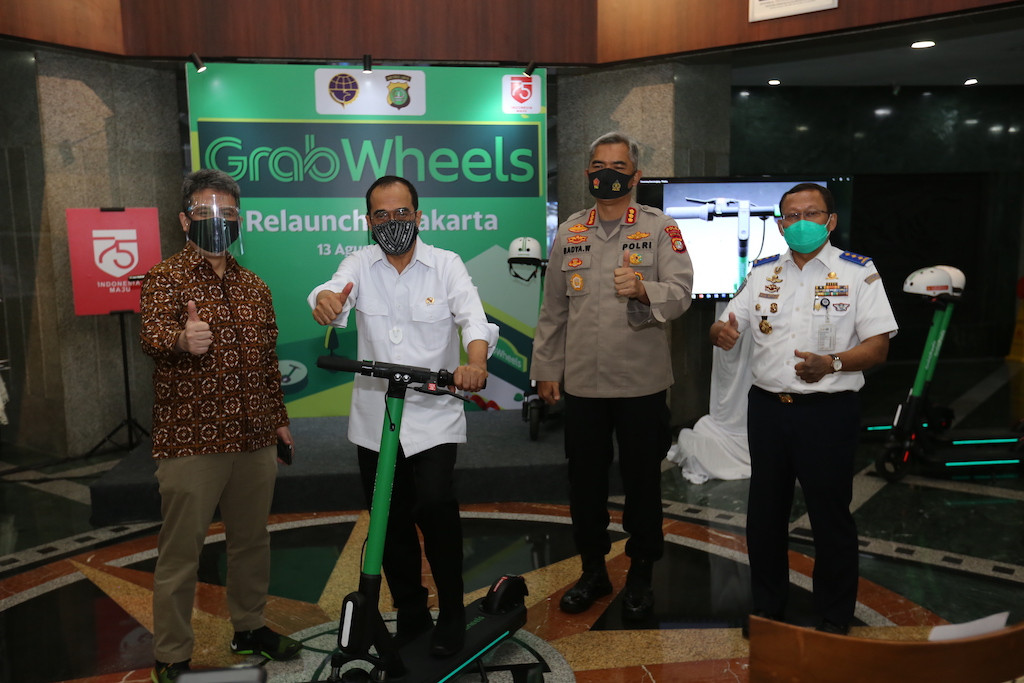 Back on track: GrabWheels returns with improved safety measures
