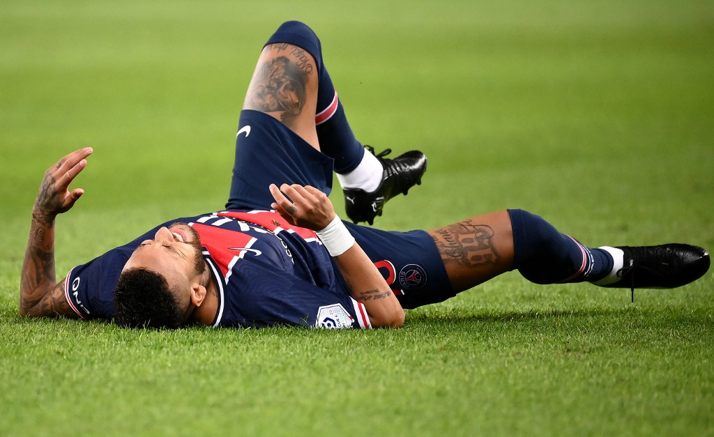 Neymar to miss Brazil's upcoming World Cup qualifiers