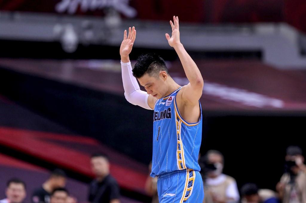 Tearful Jeremy Lin seeks NBA return after one season in China