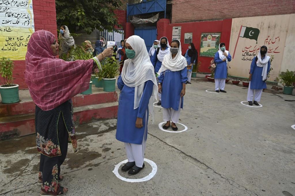 Pandemic threatens child education, health gains: World Bank