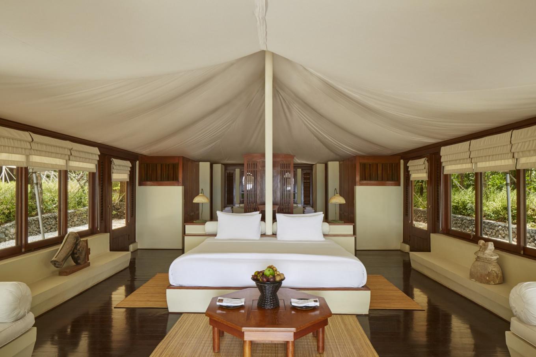 Amanwana on Moyo Island reopens to guests