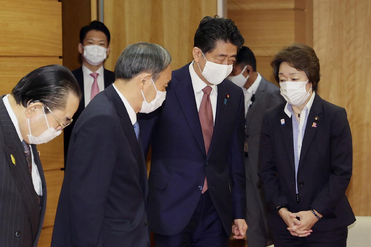 Yoshihide Suga set to become Japan's next prime minister