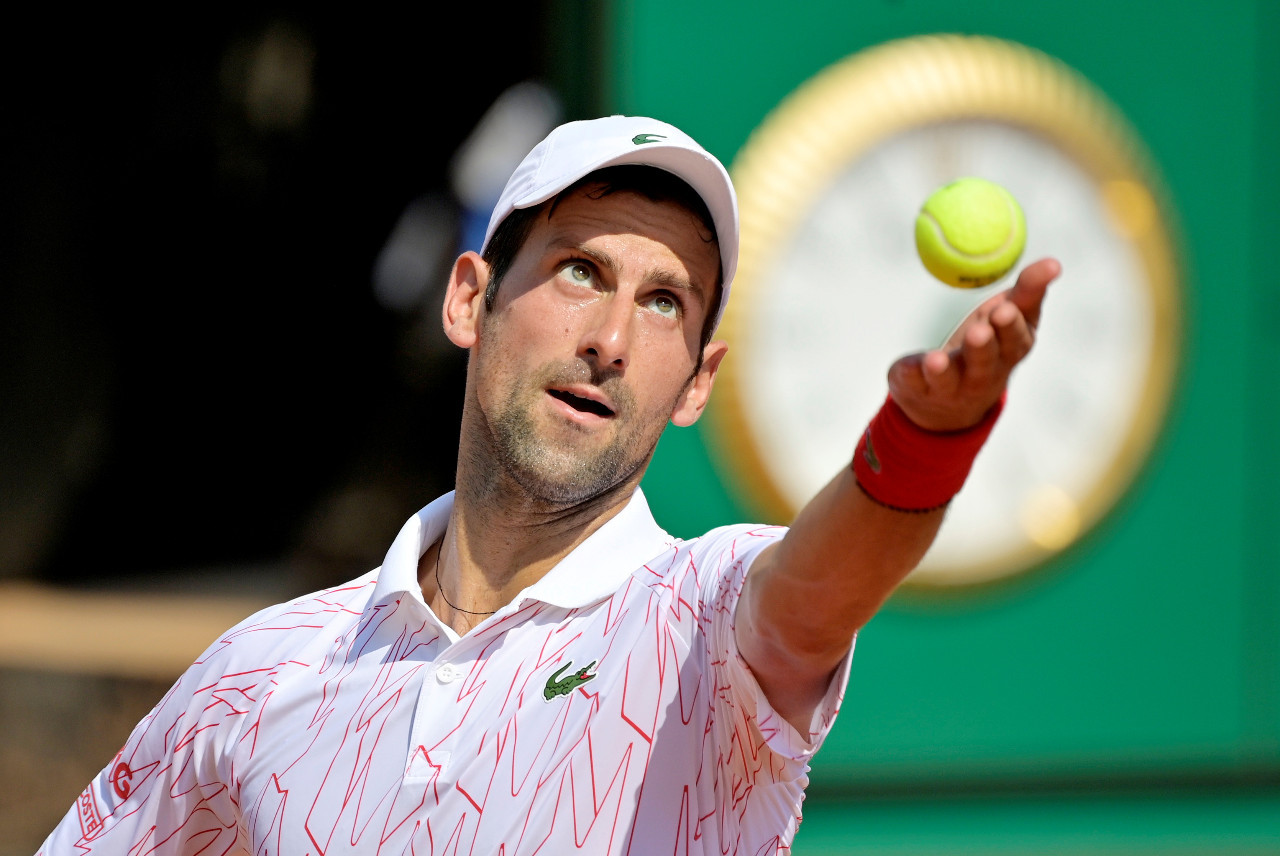 Djokovic marginally ahead of Medvedev for final
