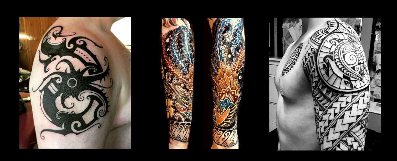 From Bali to Berlin: The art of putting ink to skin