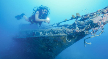 Benetta Phinisi offers cruises and exploration for Jakarta diving enthusiasts