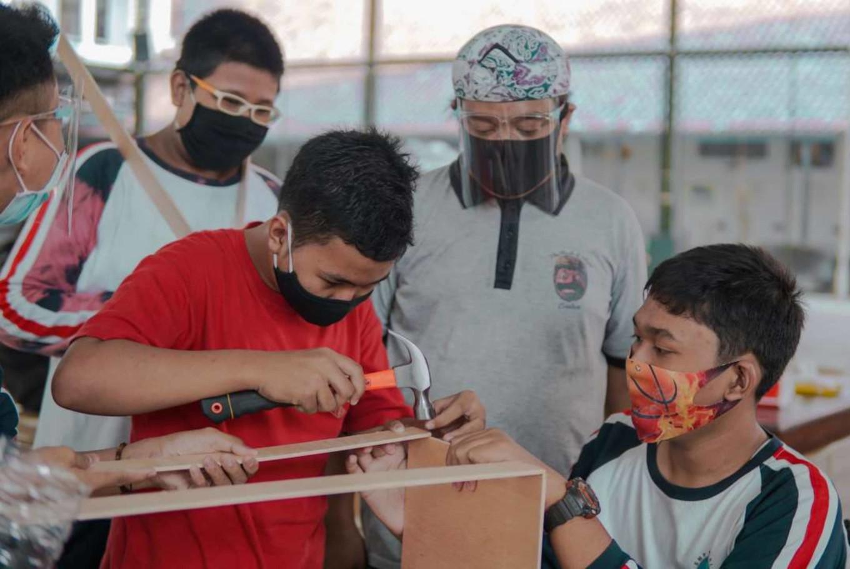 Cirebon students join Korea-Indonesia art exchange program