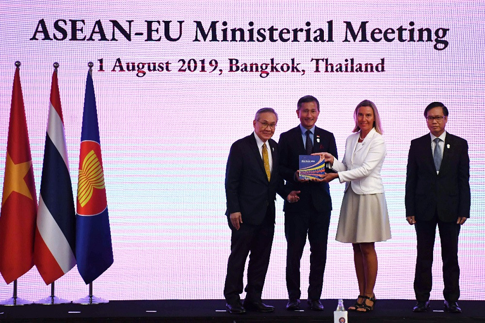 ASEAN, EU elevate ties to become 'strategic partners'