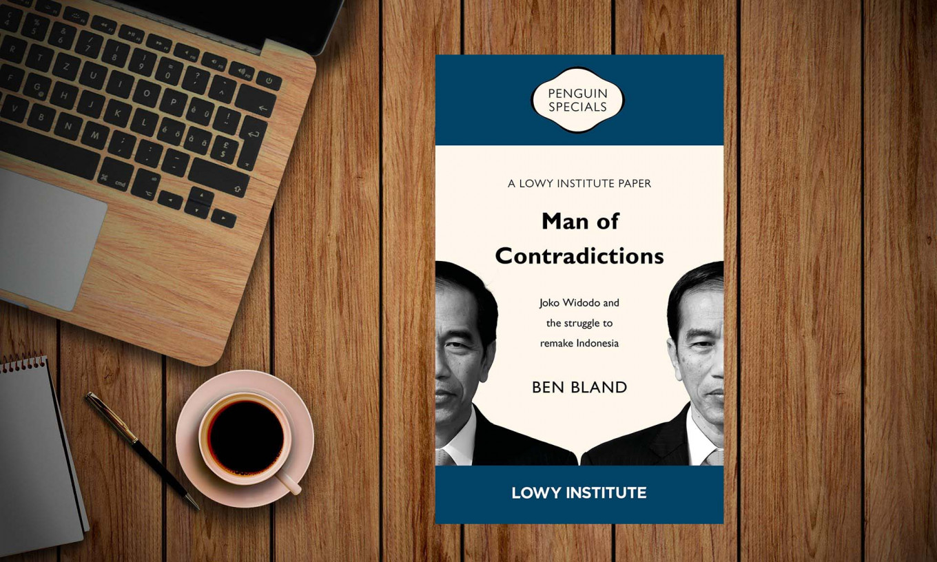 'Man of Contradictions' spotlights Jokowi's struggle to remake Indonesia