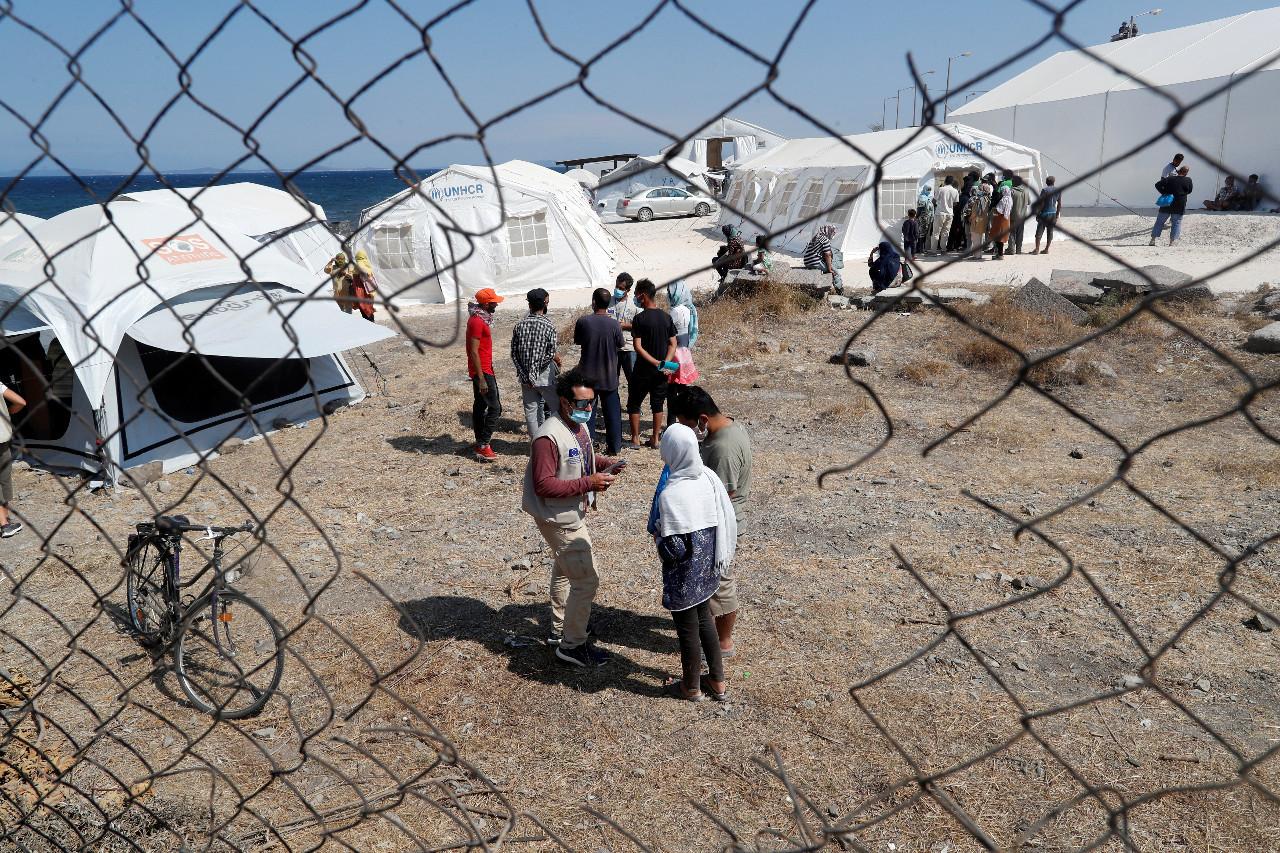 No more Morias? EU to unveil long-delayed asylum plan