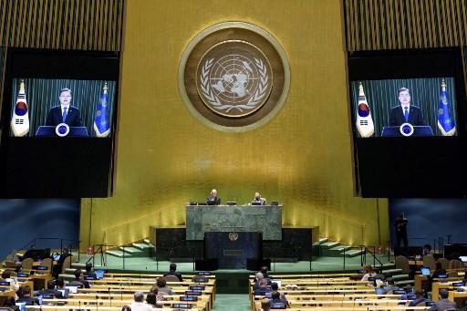 S.Korea's Moon proposes regional initiative to battle COVID-19, engage N.Korea