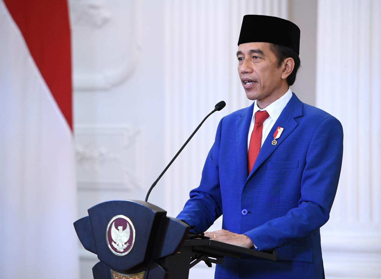 Jokowi condemns Macron's statements on Islam, calls for global unity