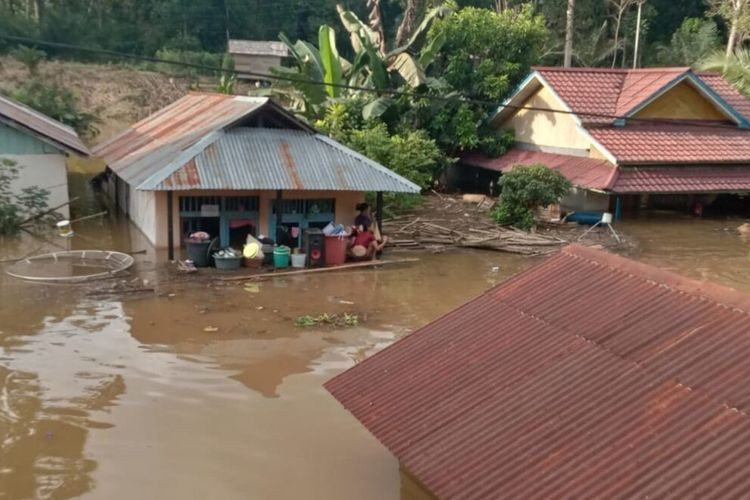 Central, West Kalimantan declare state of emergency after two weeks of flooding