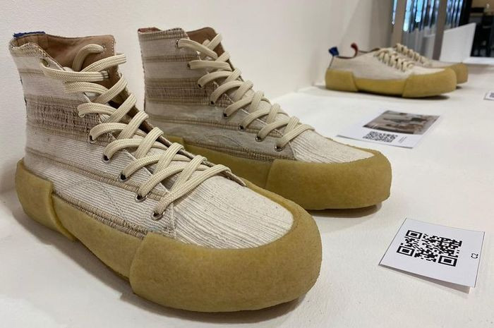Bandung footwear brand recognized at MICAM Milano 2020