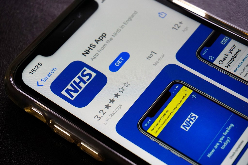 Britain finally launches virus app in England and Wales