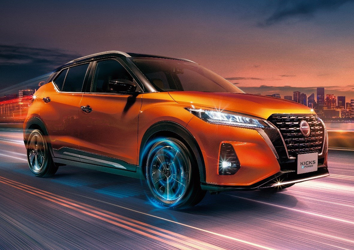 Introducing Nissan's amazingly fuel efficient e-POWER technology