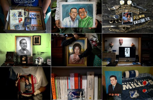 Latin America's virus victims, and the spaces they leave behind