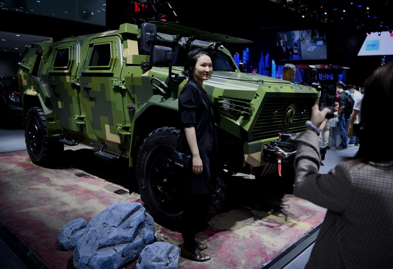 Beijing motor show kicks off, biggest of its kind since pandemic