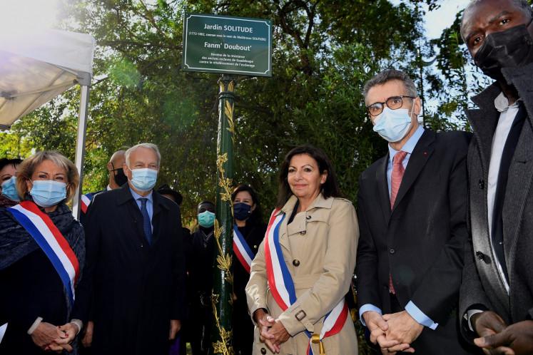 Paris plans first statue of black woman for anti-slavery heroine