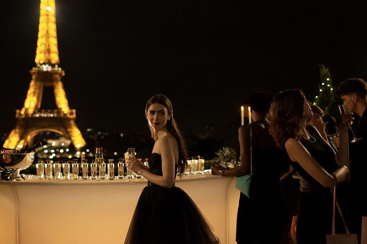 'Emily in Paris': How we love making fun of the French