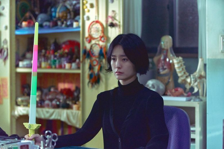 Actress Jung Yu-mi battles jelly monsters in K-drama 'The School Nurse Files'