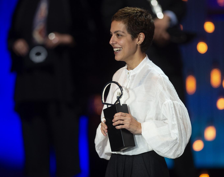 Georgian film sweeps San Sebastian festival awards