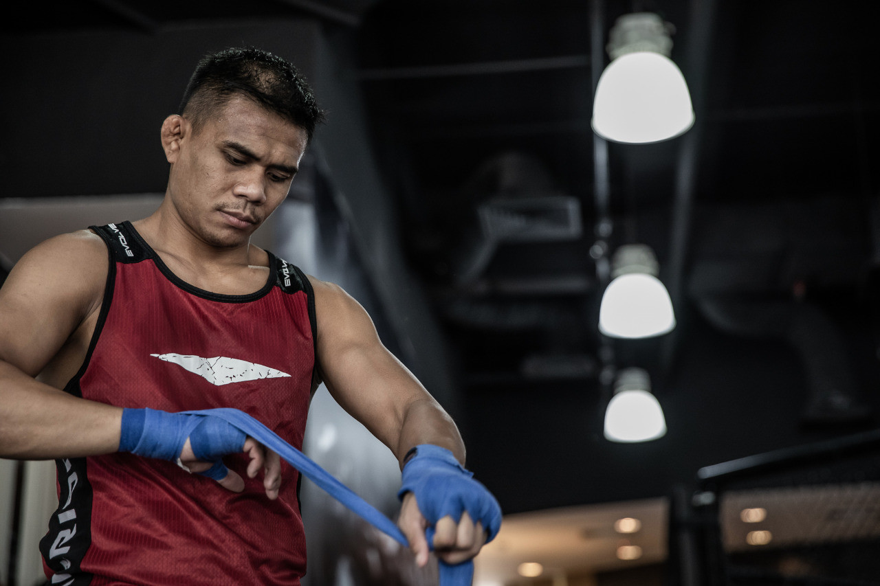 Muay Thai champion Sam-A to fight contender Josh a ONE's main bout