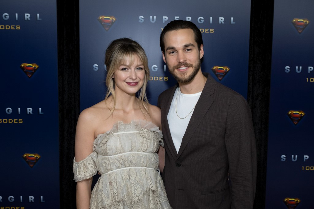 Supergirl S Melissa Benoist Chris Wood Welcome Their First Child People The Jakarta Post