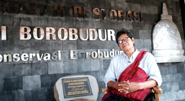 'Borobudur is my teacher': Meet the man who spent his life documenting a world h...