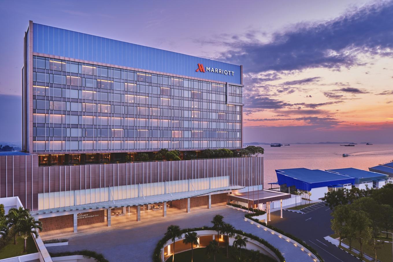 First five-star hotel opens in Batam