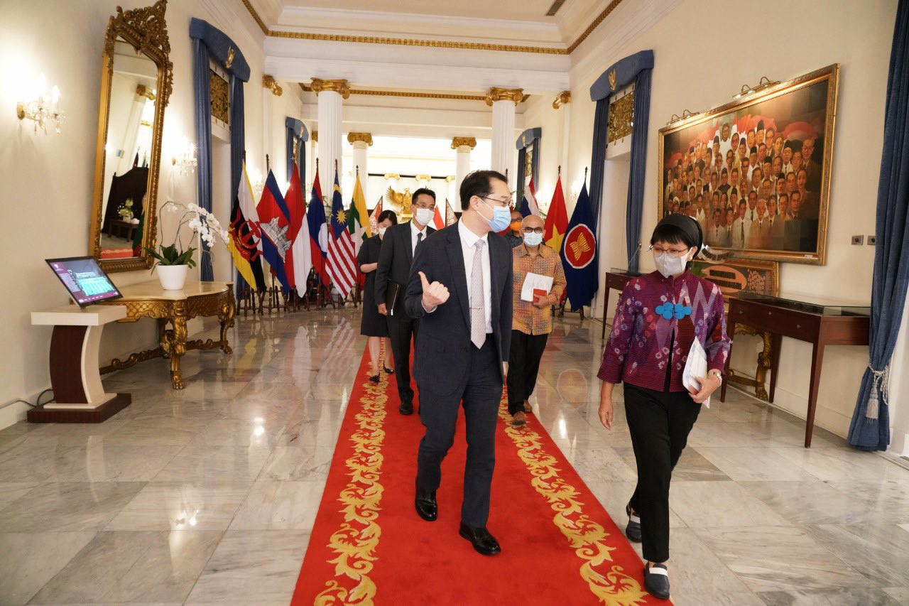 Indonesia, South Korea boost business cooperation amid pandemic