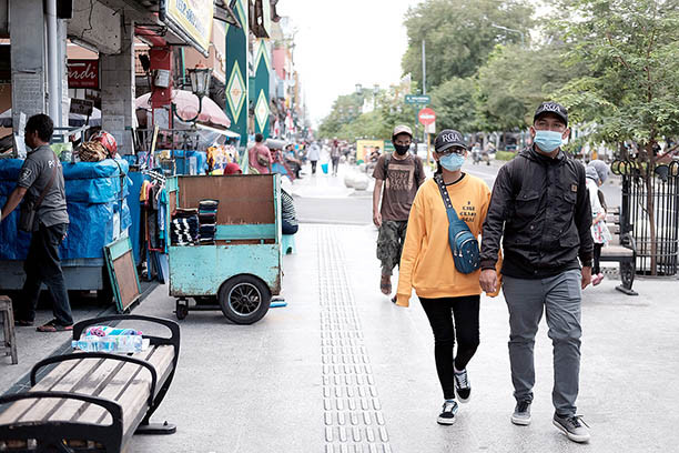 Yogyakarta welcomes 1.7 million tourists in five months amid pandemic