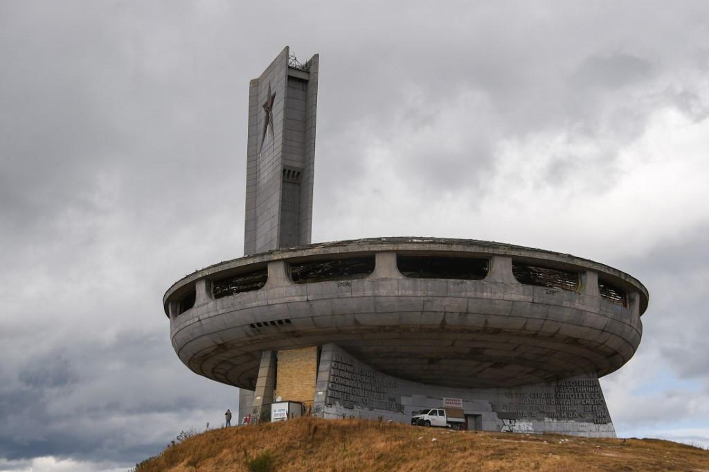 Rescue operation underway for Bulgaria's communist-era 'flying saucer'