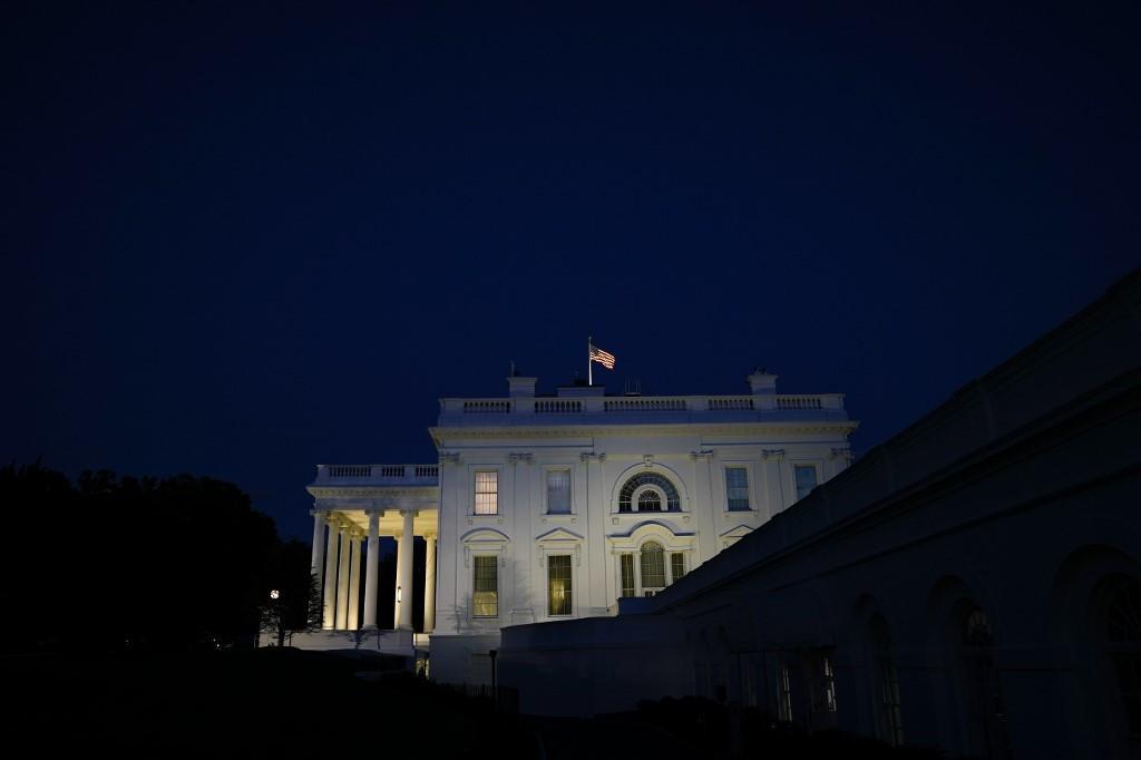 Washington DC, heart of US power, frozen by pandemic