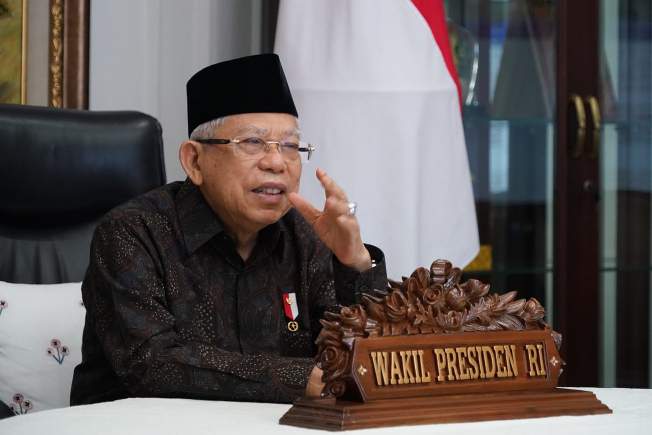 Ma'ruf urges Quranic students to be changemakers