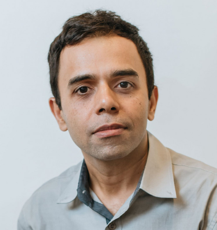 Shivaji Das