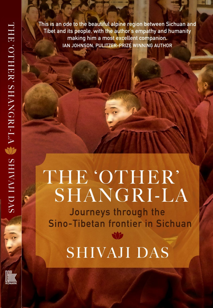 Behind the mystics: 'The 'Other' Shangri-La' by Shivaji Das is an account of his and his wife's travels in the Shangri-La region in the Sino-Tibet border.