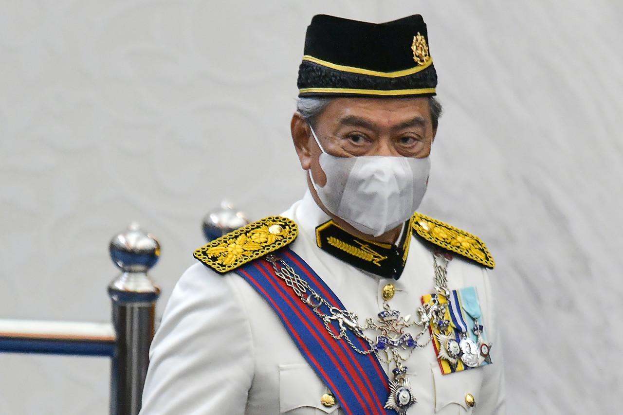 Muhyiddin urged to quit after rare royal rebuke