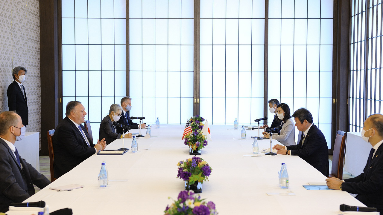 Japan, EU affirm importance of rules-based order in Indo-Pacific