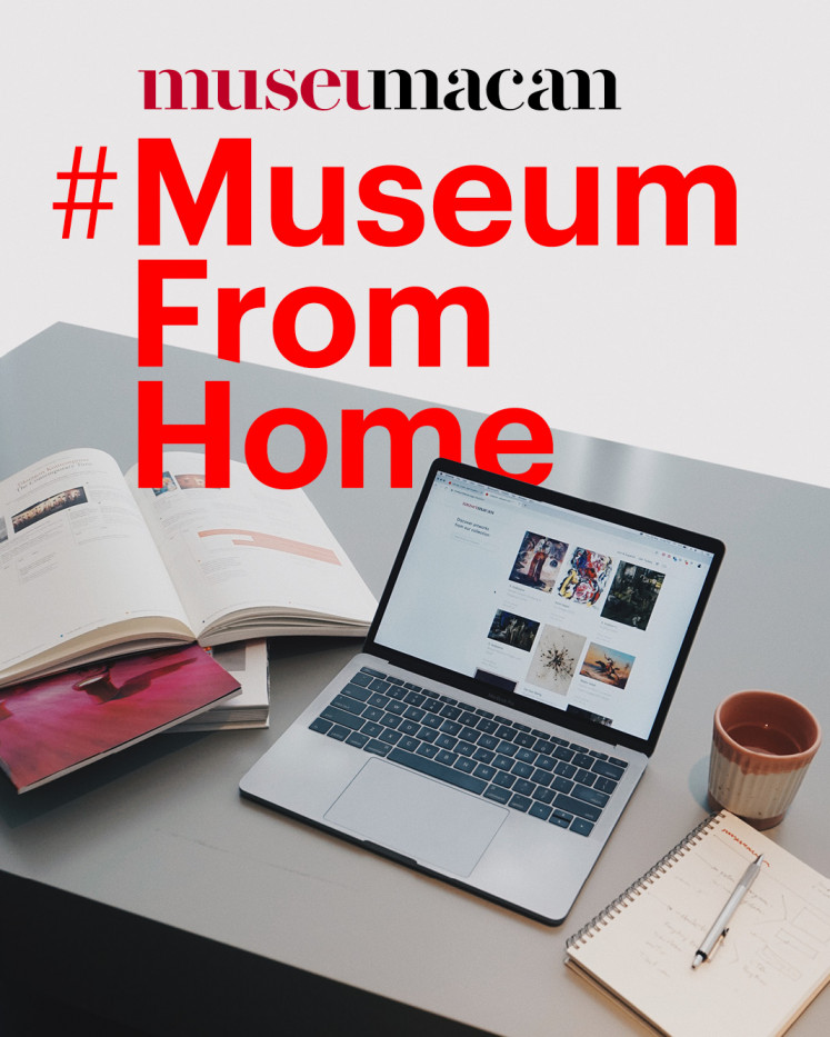 Digital takeover: Museum MACAN's Museum From Home online initiative is an art fan favorite as it brings art directly to the audiences.