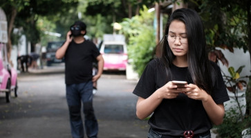 'It was just a touch': Bystander defends sexual harasser on Tangerang street