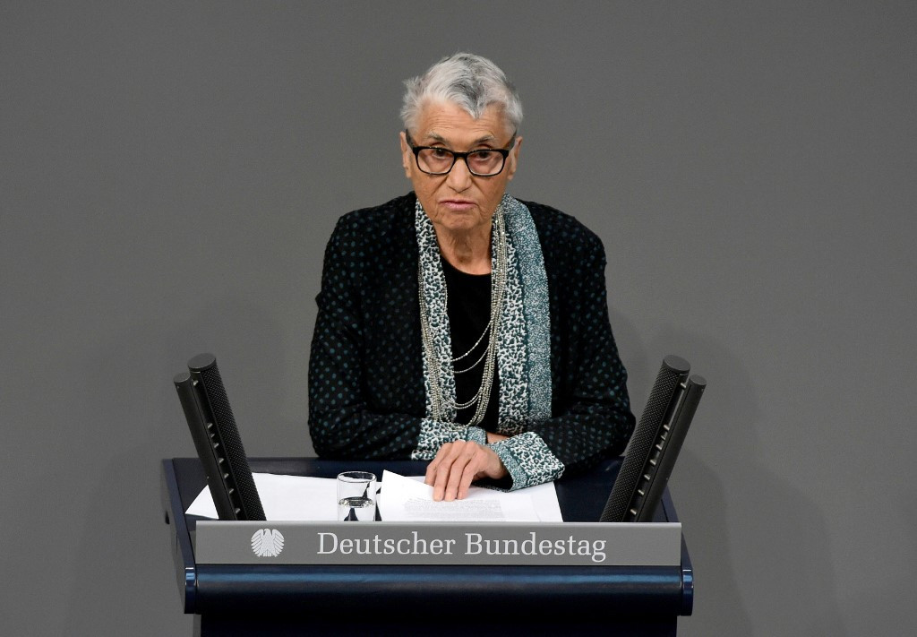 Renowned author and Holocaust survivor Ruth Klueger dies at 88