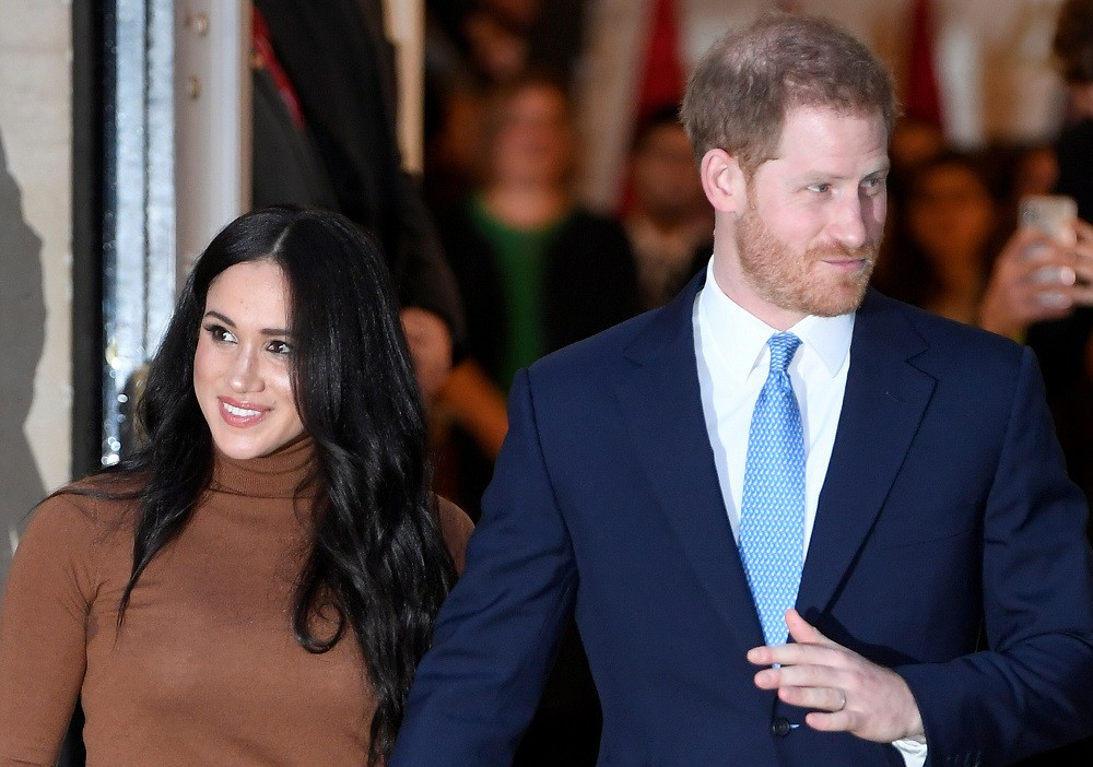 'Love wins', Harry and Meghan say in 2020 reflections on first podcast