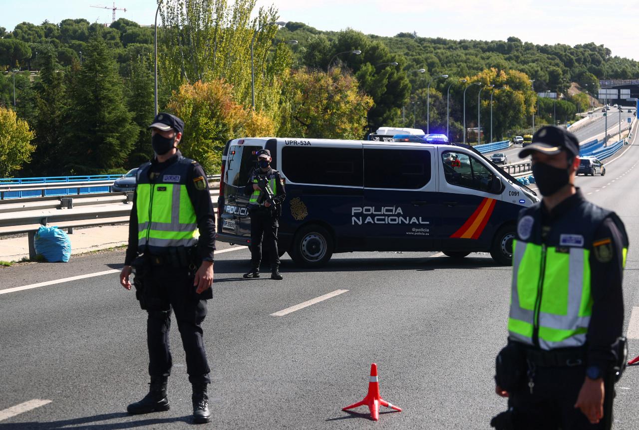 Spain declares State of Alarm in Madrid to slow spread of coronavirus