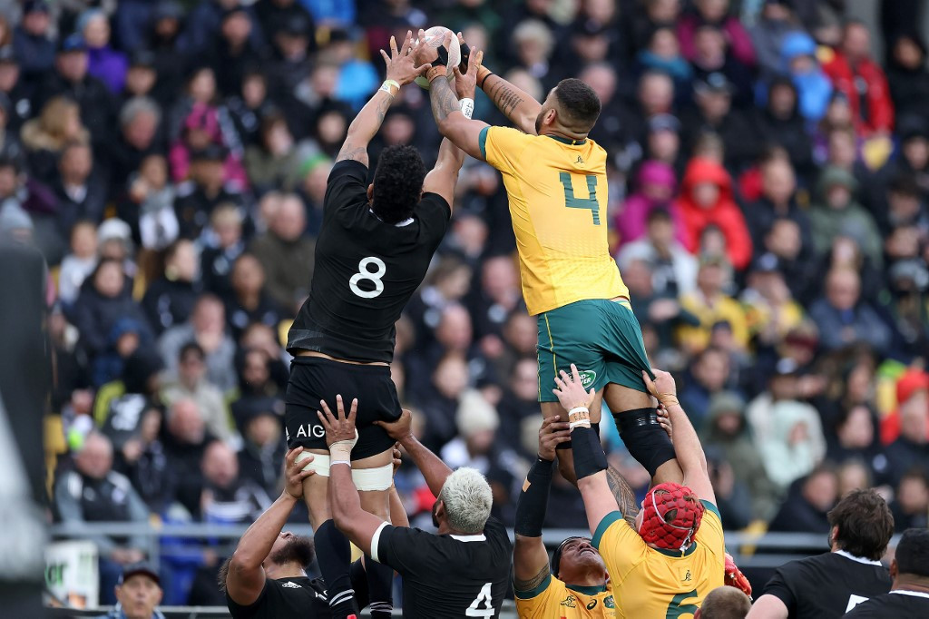 All Blacks, Wallabies relaunch Test rugby with 16-16 thriller